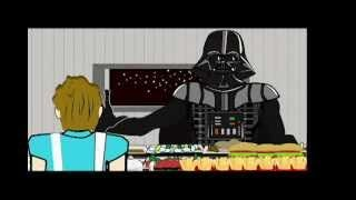 GROWING COLLECTION OF STAR WARS VIDEOS EddieIzzardDeathStarCanteen_zps292a6d11