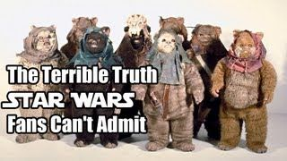 GROWING COLLECTION OF STAR WARS VIDEOS THETERRIBLETRUTHABOUTEWOKS_zpsadd88759