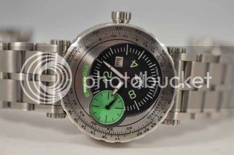 vostok - Vostok se met au vert Bid60111