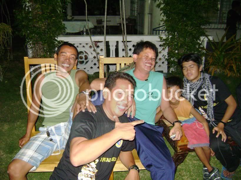 MARCELO's Farewell Game/Despidida Party Aug 2, 2009 DSC04637