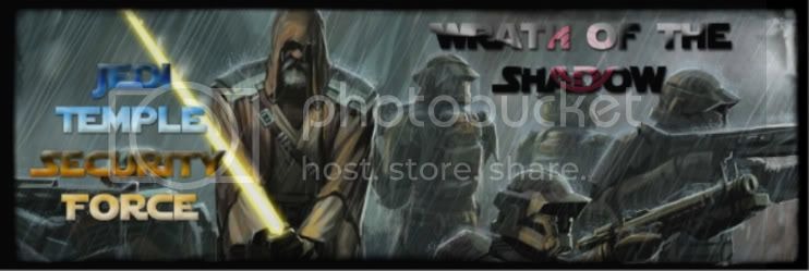 Wrath of the Shadow/Jedi Temple Security Force