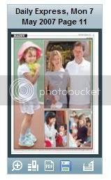 Video Analysis of Tennis Court photo Newspaper