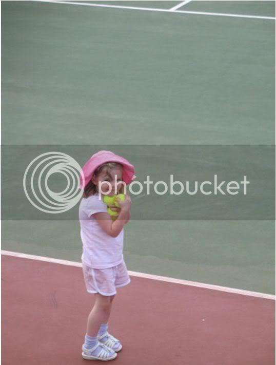 Video Analysis of Tennis Court photo Tennis-mbm