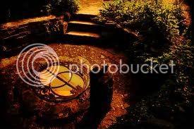 Glastonbury, The Chalice Well (heilige bron) 8