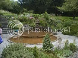 Glastonbury, The Chalice Well (heilige bron) ImagesCA4H3E02