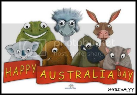 Happy Australia Day 2224454155_0e64d0cb2f