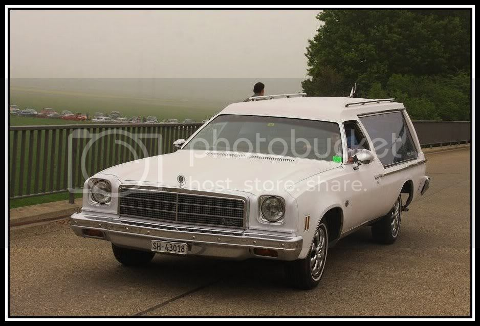 Swiss 1974 Chevelle Hearse SwissHearse1