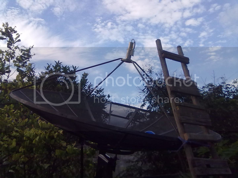 Chảo C Band và mô tơ tự chế 16052011058