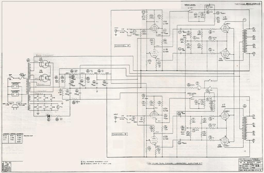USA. VINTAGE (50,s-80,s) LK-150_Nov62revisionschematic_zpsbabc6a37