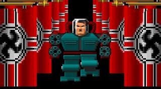 Yo Wolfenstein3D