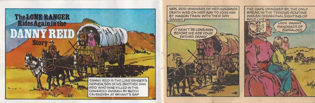 Lone Ranger Comic - The Story of Danny Reid SCAN0023