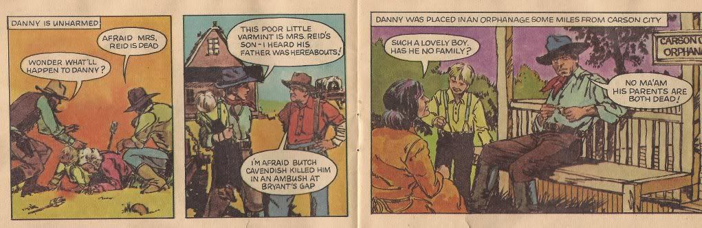Lone Ranger Comic - The Story of Danny Reid SCAN0025