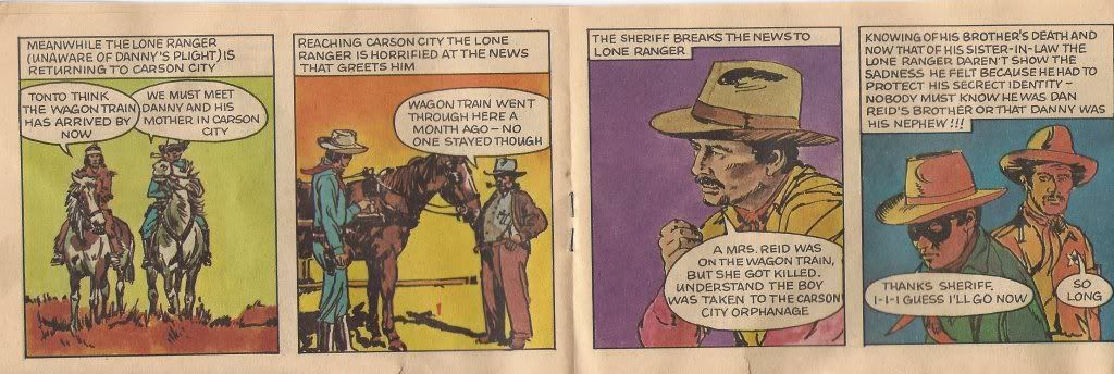 Lone Ranger Comic - The Story of Danny Reid SCAN0026