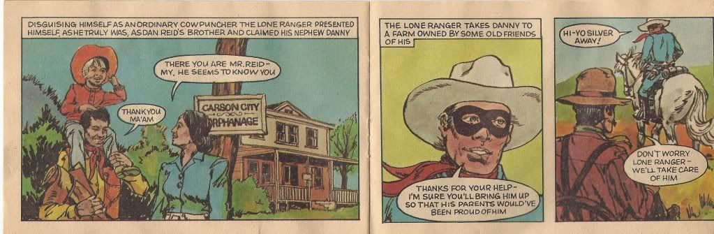 Lone Ranger Comic - The Story of Danny Reid SCAN0027