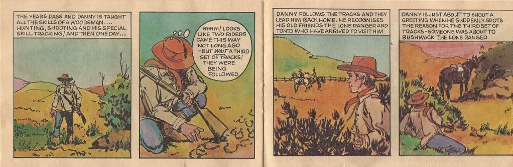 Lone Ranger Comic - The Story of Danny Reid SCAN0028