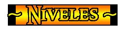 Sistema de Rangos y Niveles Nivel_title