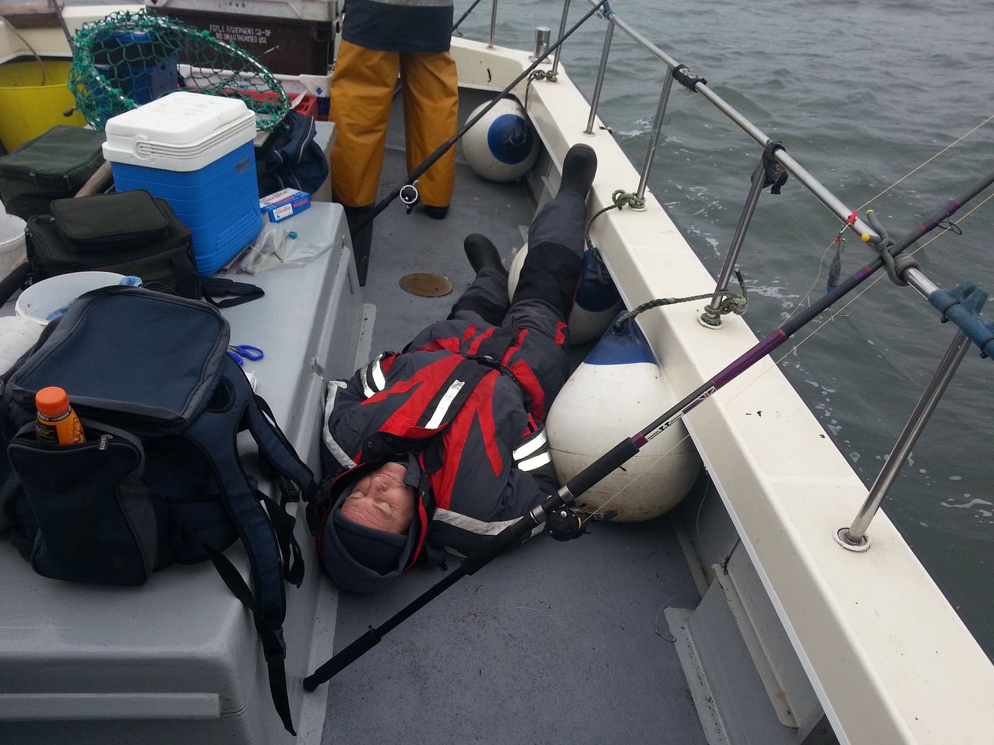 Sunday 23.11.2014 uptiding aboard two dogs Whitby WP_20141123_011_zps0be36496