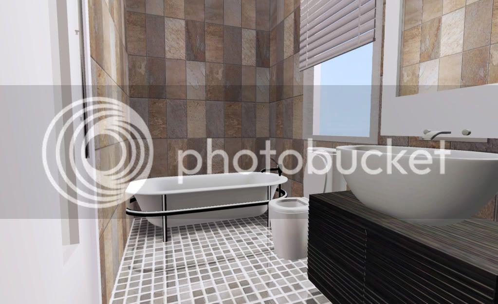 1x1 mini modern - feedback plz? Bathroom