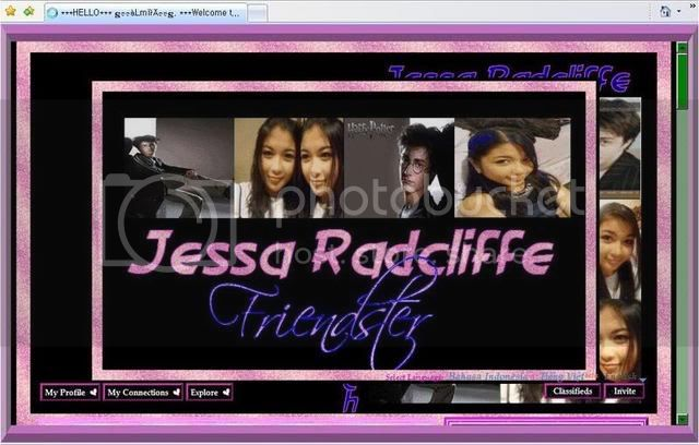 REQUESTED LAYOUTS (MARCH 30,2008) Radcliffe