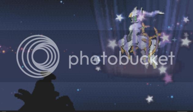 pokemon sprites and images Arceuscosmicpower