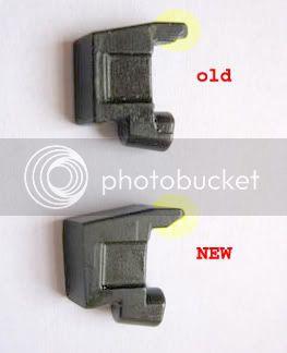 Comparaison Steyr M9-A1 et Glock (photos) - Page 2 Extractor