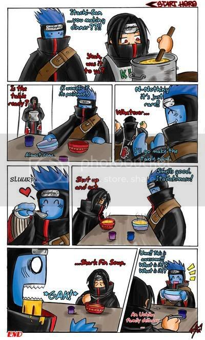 Kisame's Important Quest (PRIVATE) FunnyNarutoComic