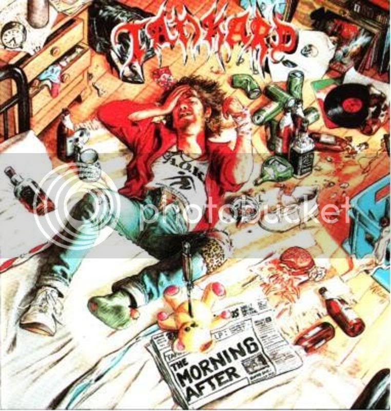 Sepultura y el thrash en general (que no solo se cuecen habas en SF) Tankard