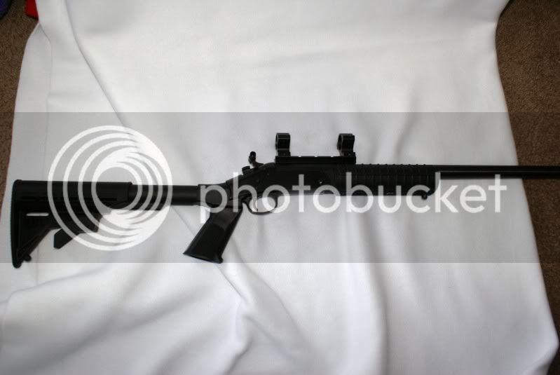 making an old one new again Gun3