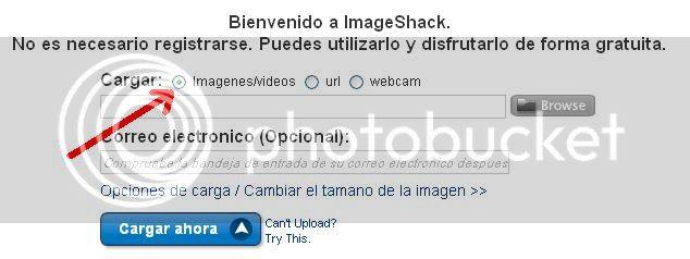 [Tutorial Ilustrado] Cómo subir imagenes Imageshack01
