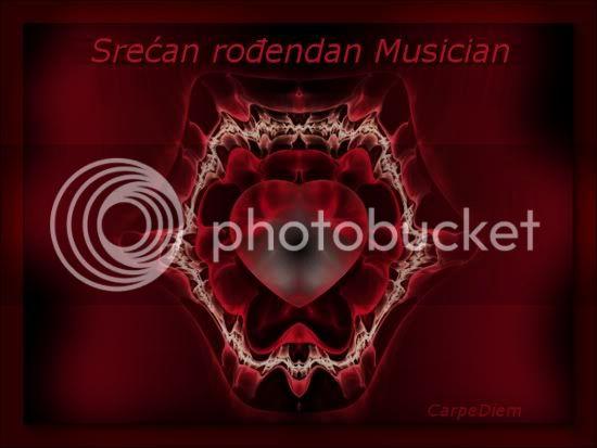 Musician, srecan rodjendan MusicianRodjendan