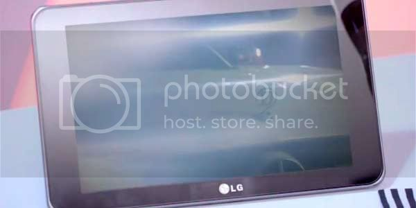 LG G-Slate em videoclip Coreano LG-G-slate