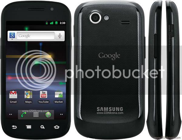 Google Nexus S revelado Samsung-google-nexus-s-1