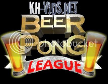 Beer Pong League Logo BeerPongLeague