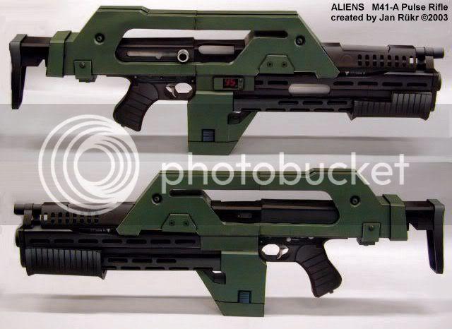 M41-A khẩu súng hầm hố nhất Mô Hình Giấy Thời Điểm Hiện Tại - Page 3 AlienM41-APulseRifle2