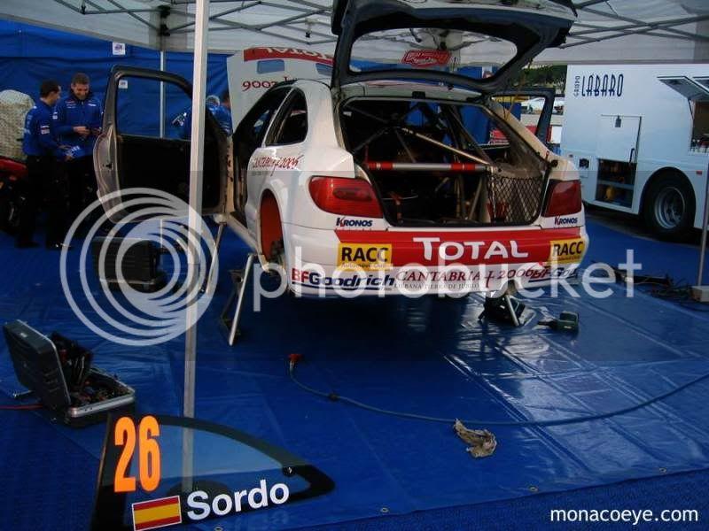 Citroen Xsara WRC #26 Daniel Sordo- Monte-Carlo 2006 26_Sordo
