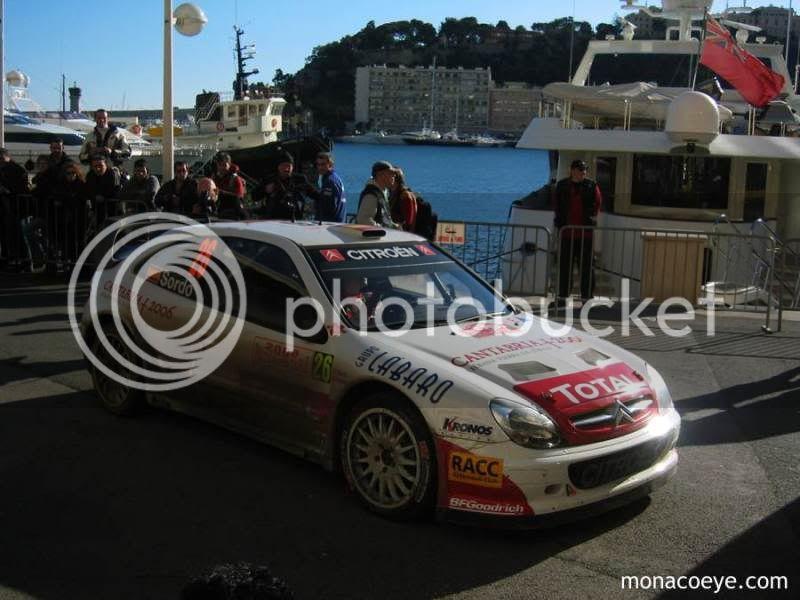 Citroen Xsara WRC #26 Daniel Sordo- Monte-Carlo 2006 26_Sordo_4