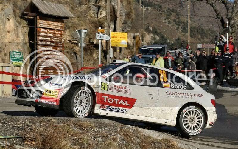 Citroen Xsara WRC #26 Daniel Sordo- Monte-Carlo 2006 Sordo_1