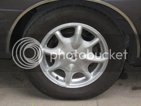 "Pics of my ""new"" wheels Wheel"