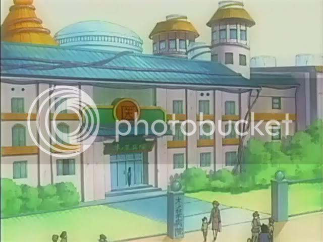 Krankenhaus NisabureLocation-KonohaHospital