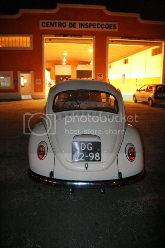 White Rhino - VW 1200 '71 Centrodeinspeces
