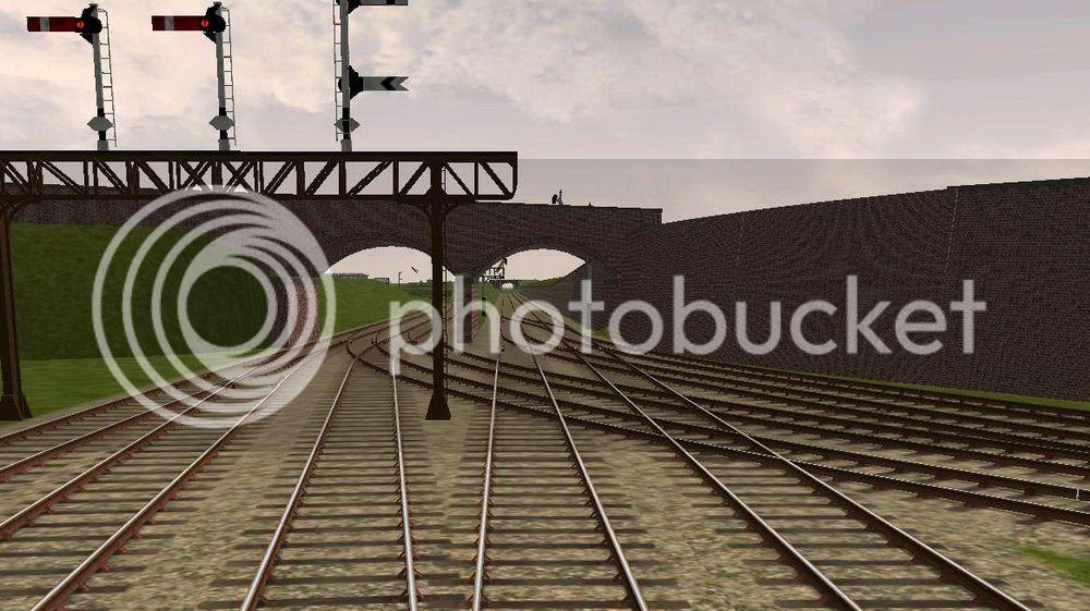 Honeybourne Line, Steam Era CheltLansdownAndover