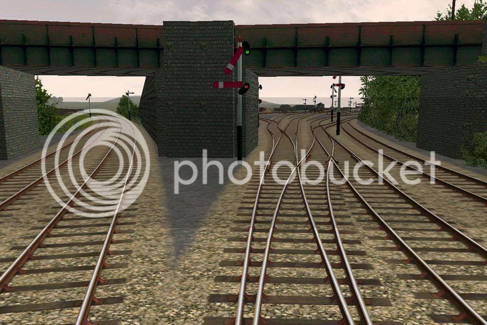 Honeybourne Line, Steam Era CheltMalvernRoadJunc