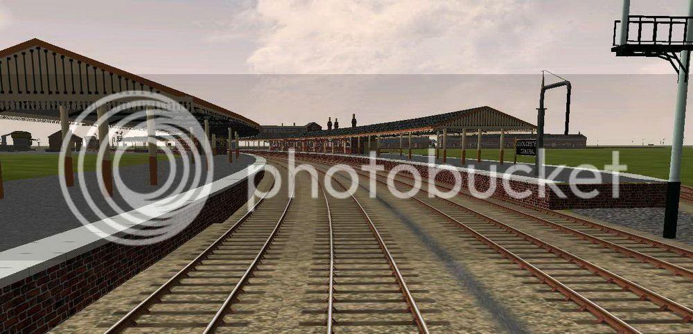 Honeybourne Line, Steam Era GlosCentralenter