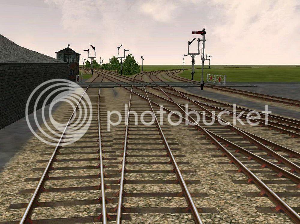 Honeybourne Line, Steam Era GlosHortonRoad