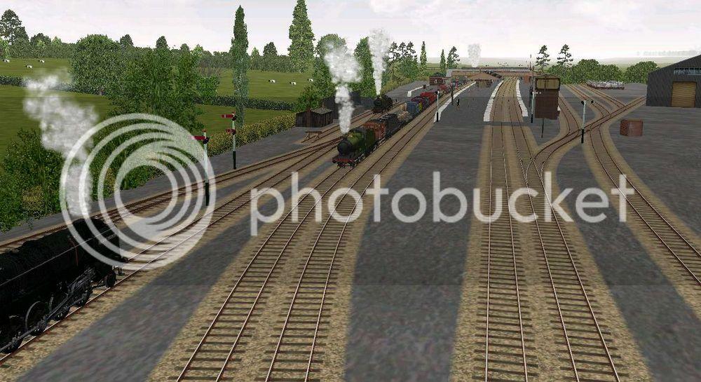 Honeybourne Line, Steam Era Honeybourne02