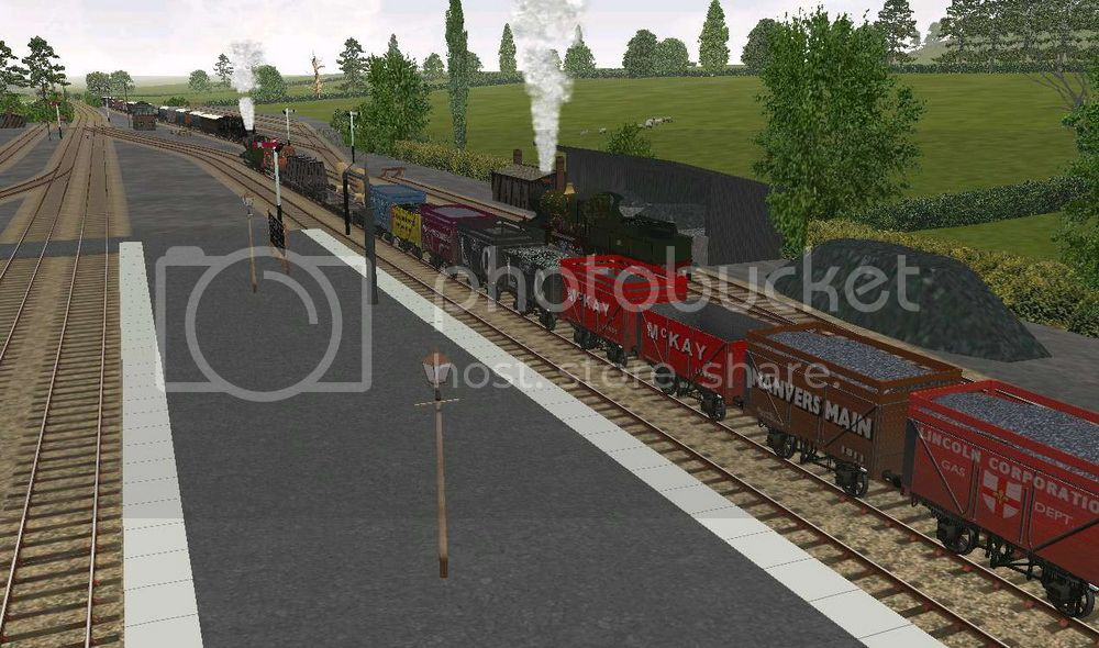 Honeybourne Line, Steam Era Honeybourne03