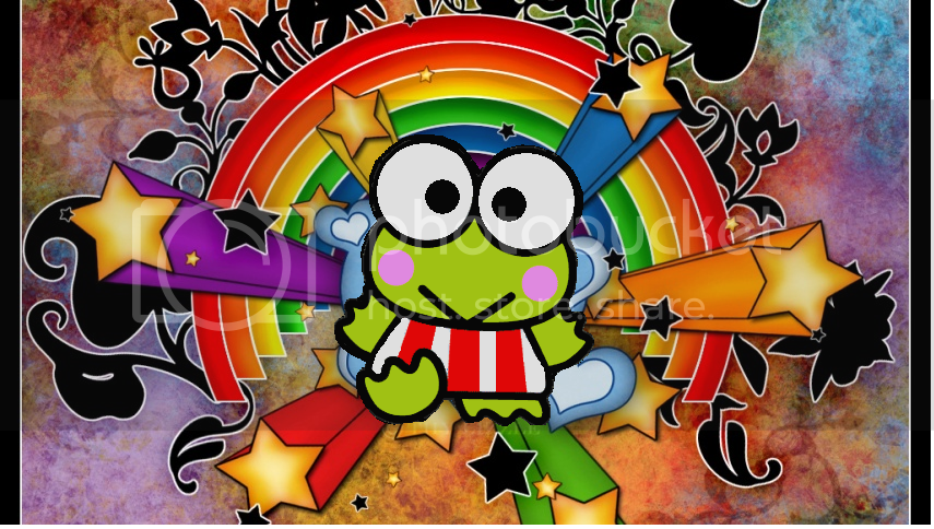 Croak Rainbow