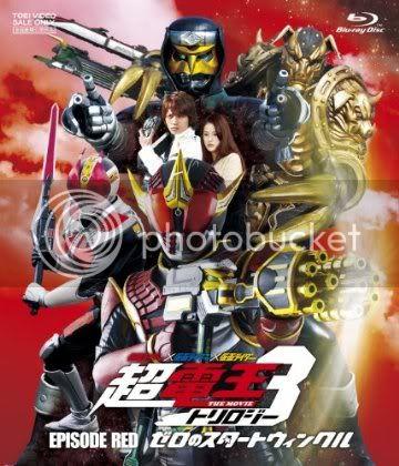 (K.R.S.S vietsub) Movie Kamen Rider Den-o-3-red