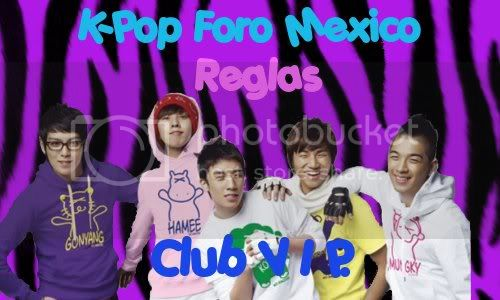 * ~Lista de Miembros del Club de Big Bang V.I.P.~ * Sinnombre