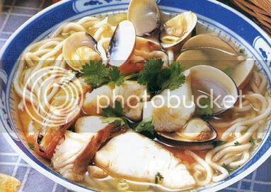 Mỳ hải sản kiểu Hongkong Mihaisan